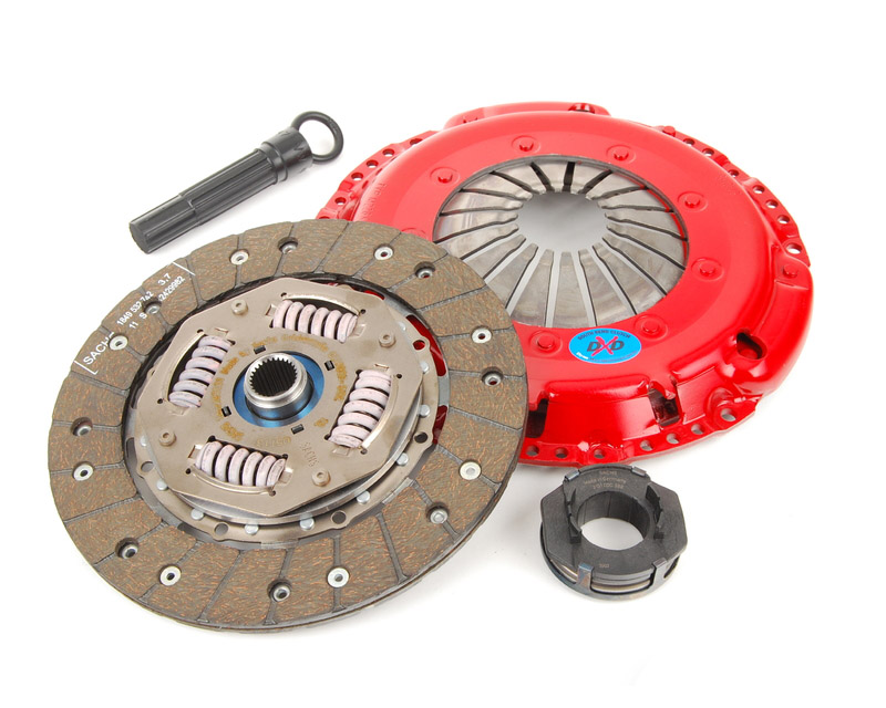 South Bend K70419-HD Clutch Kit Stage 1 Heavy Duty Porsche 997 All Carrera 6 Cyl 3.8L 05-08