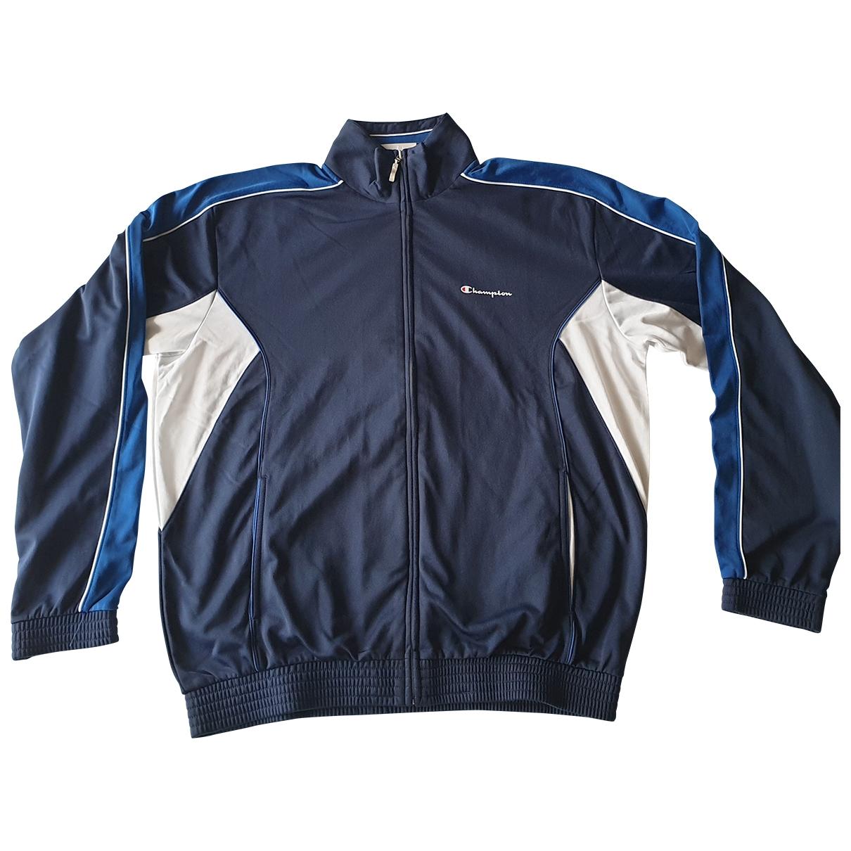 Champion \N Blue Knitwear & Sweatshirts for Men 42 FR