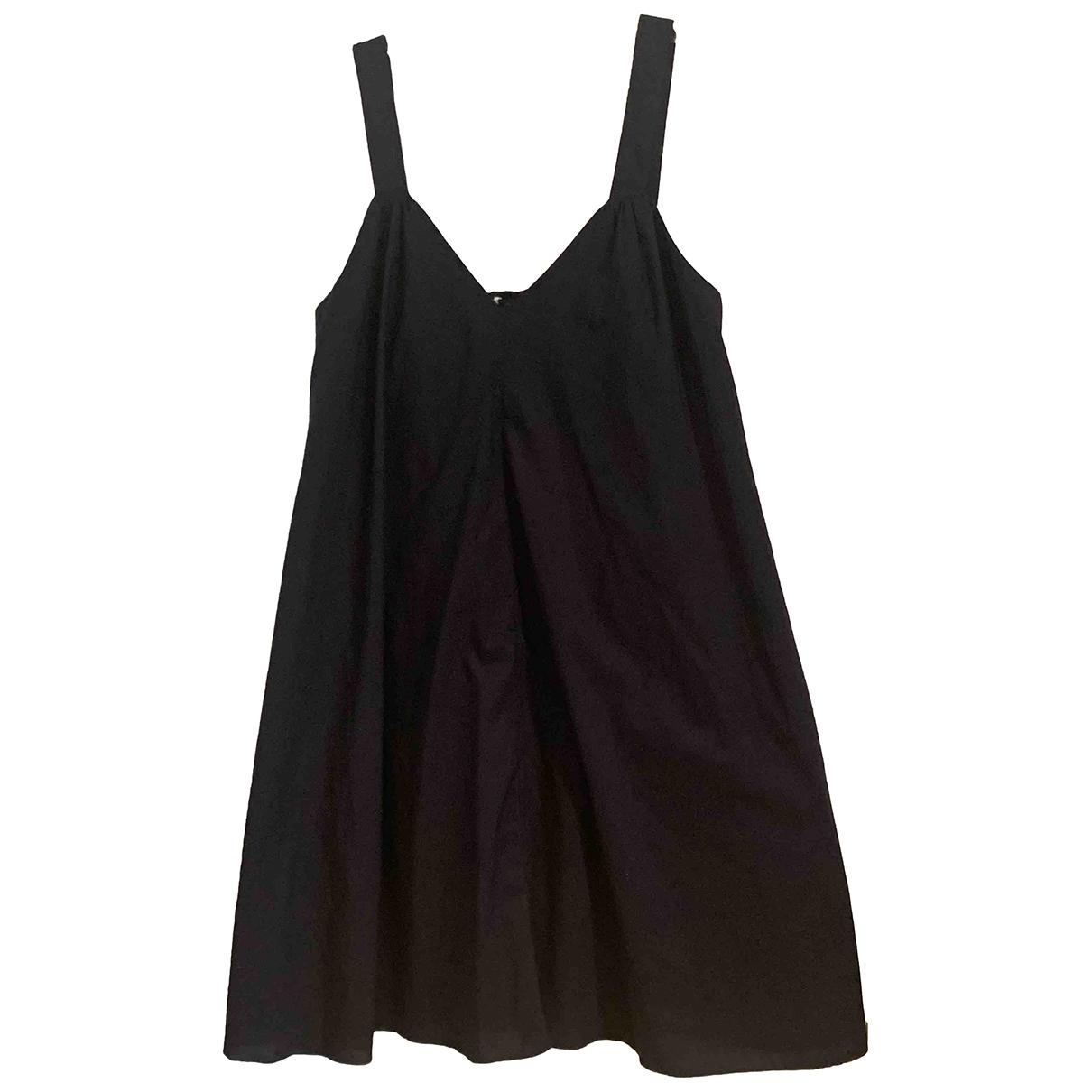 Cos \N Navy Cotton dress for Women S International