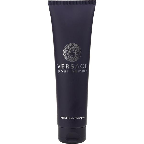 Versace Pour Homme - Versace Gel de ducha cuerpo y cabello 150 ml