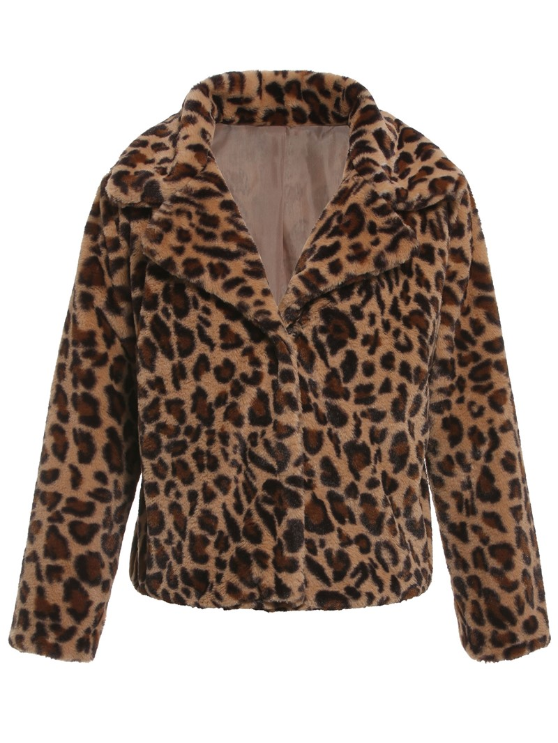 Ericdress Loose Long Sleeve Fall Standard Jacket