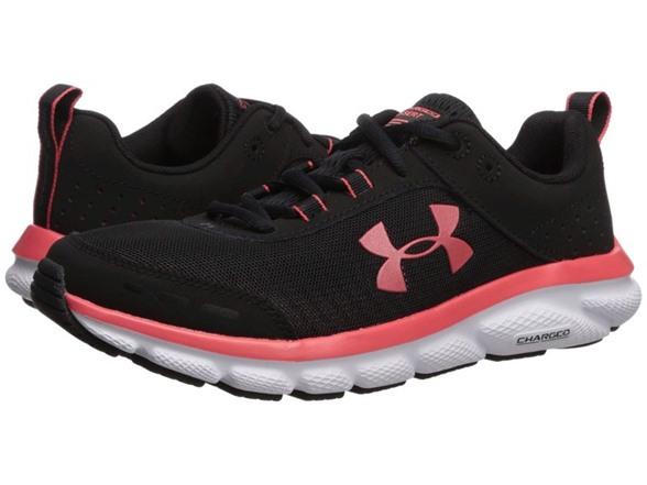 Ua Women's Charged Assert 8 Running Shoe (open Box)
