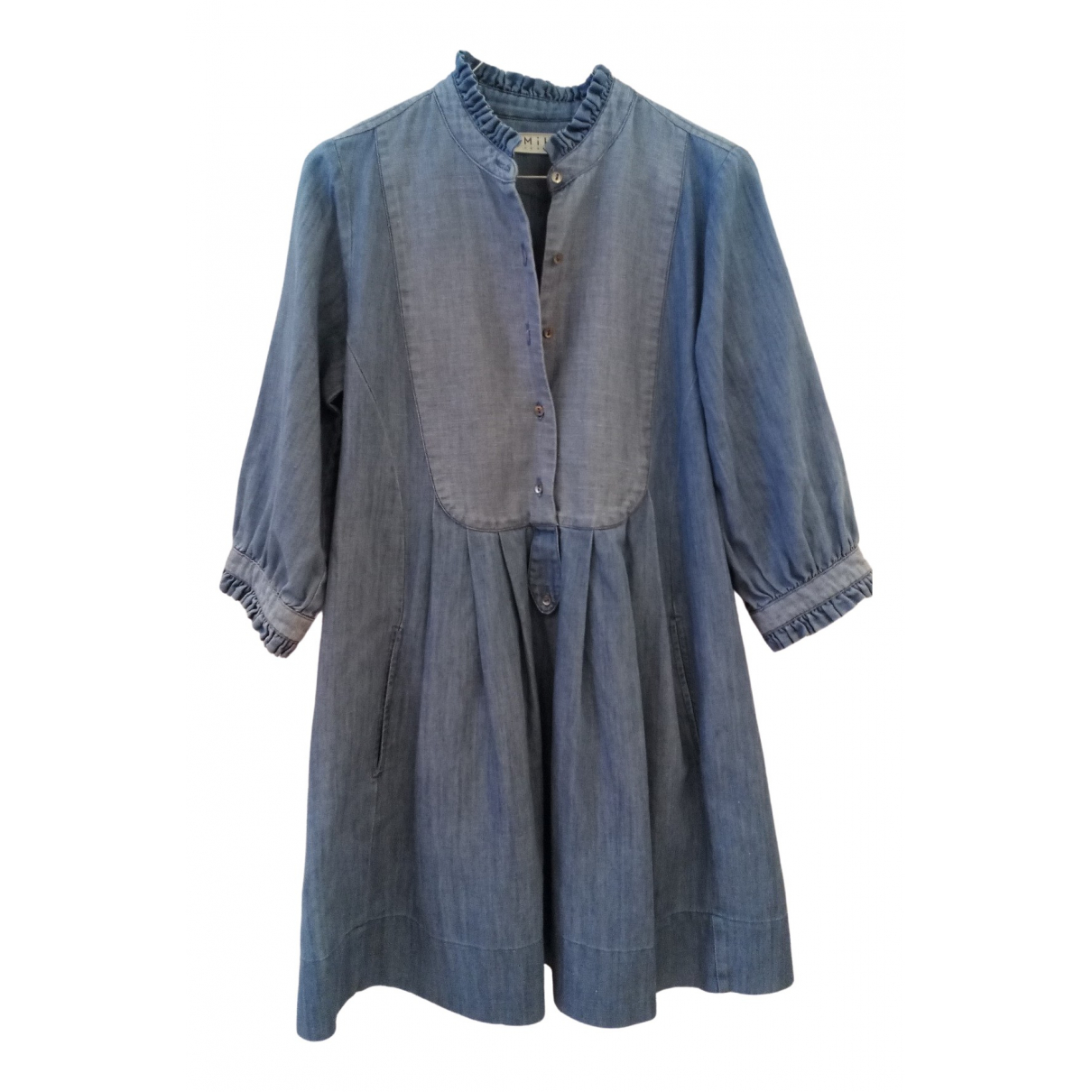 Mih Jeans \N Blue Cotton dress for Women S International