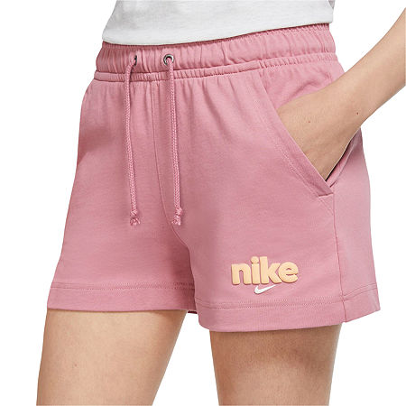 Nike Womens Soft Short, X-large , Purple