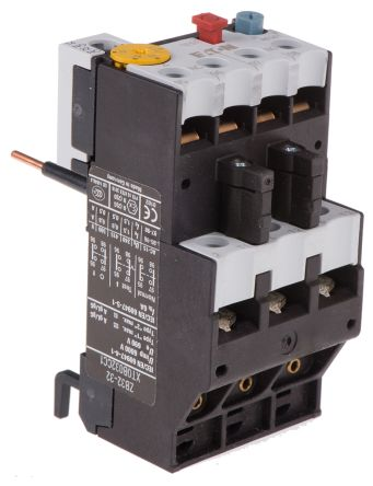Eaton Overload Relay - NO/NC, 24 → 32 A F.L.C, 32 A Contact Rating, 6 W, 500 V ac