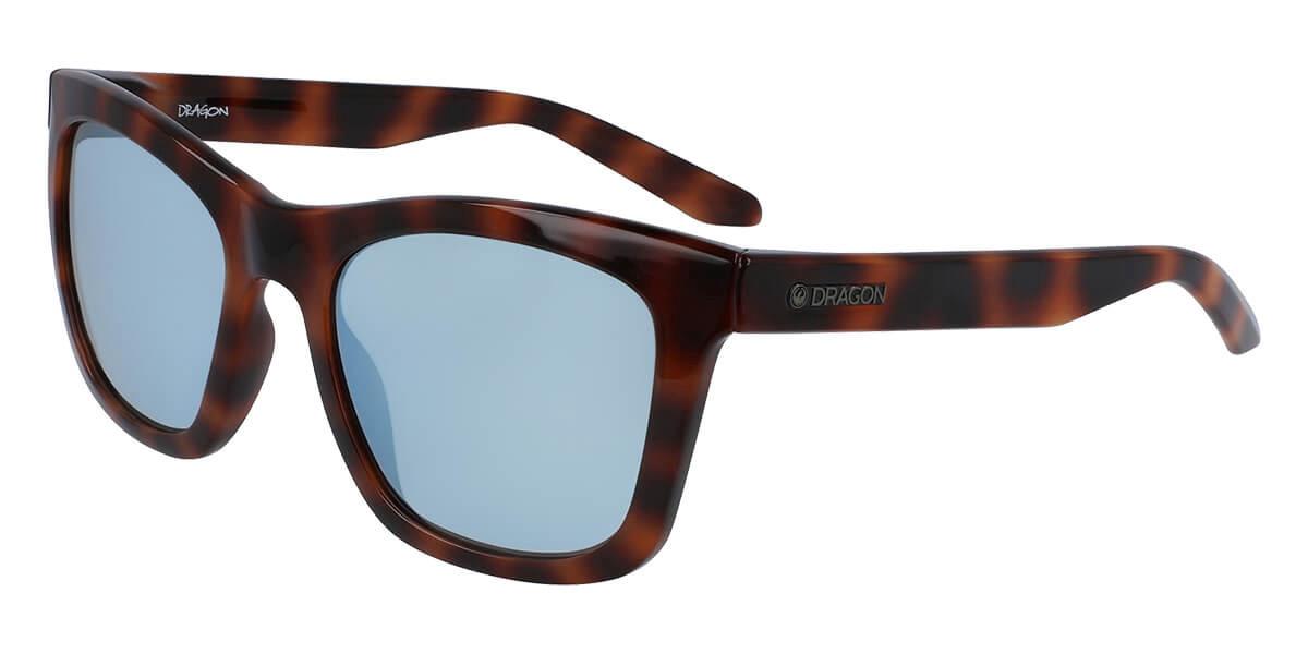 Dragon Alliance DR ARIA LL ION 238 Women's Sunglasses Tortoise Size 54