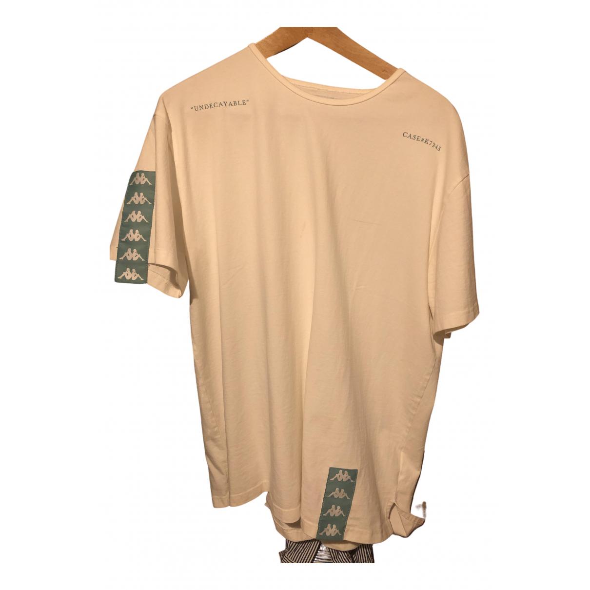 C2h4 Los Angeles - Tee shirts   pour homme en coton - blanc
