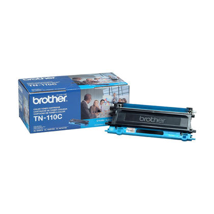 Brother TN110C cartouche de toner originale cyan