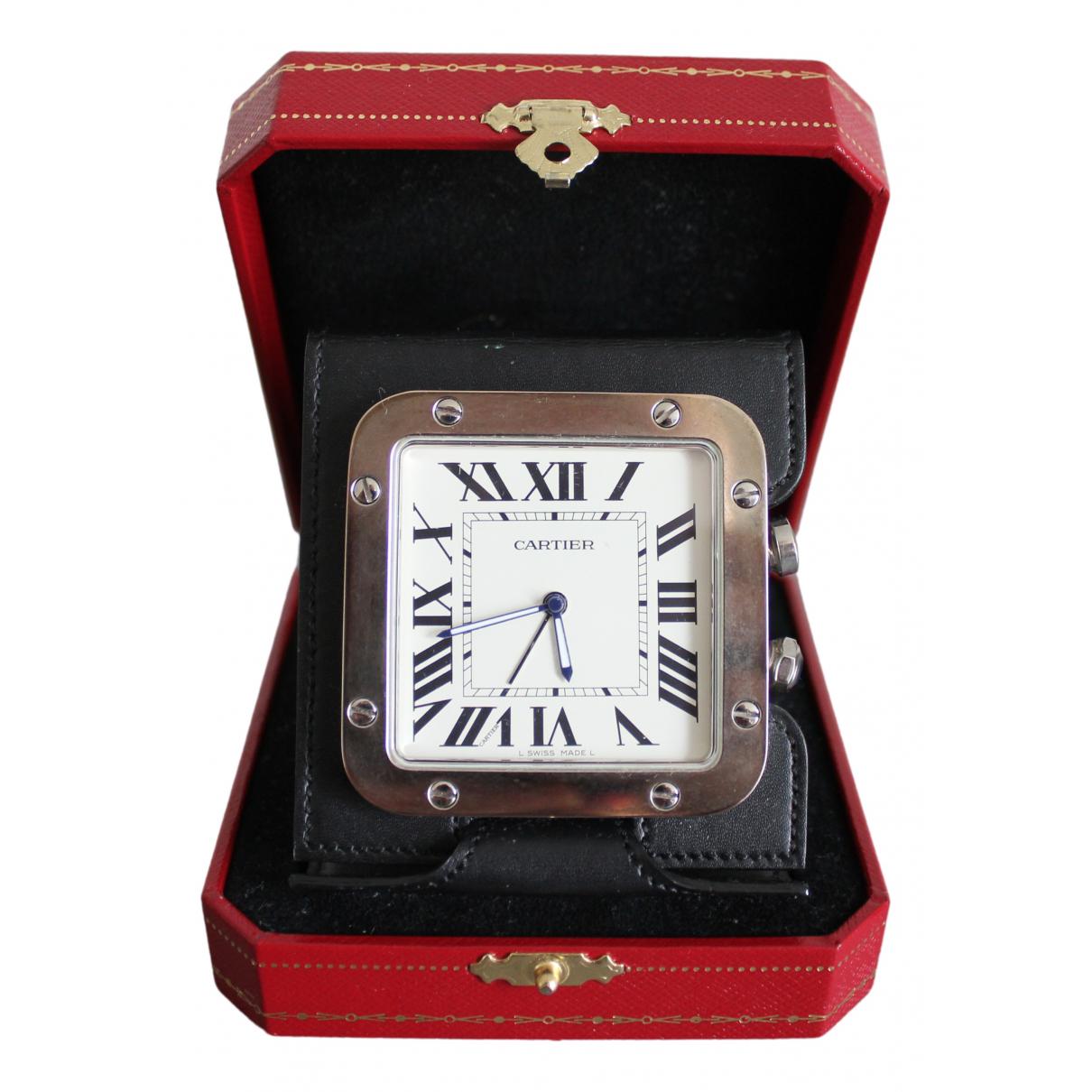 Cartier - Objets & Deco   pour lifestyle en acier - noir