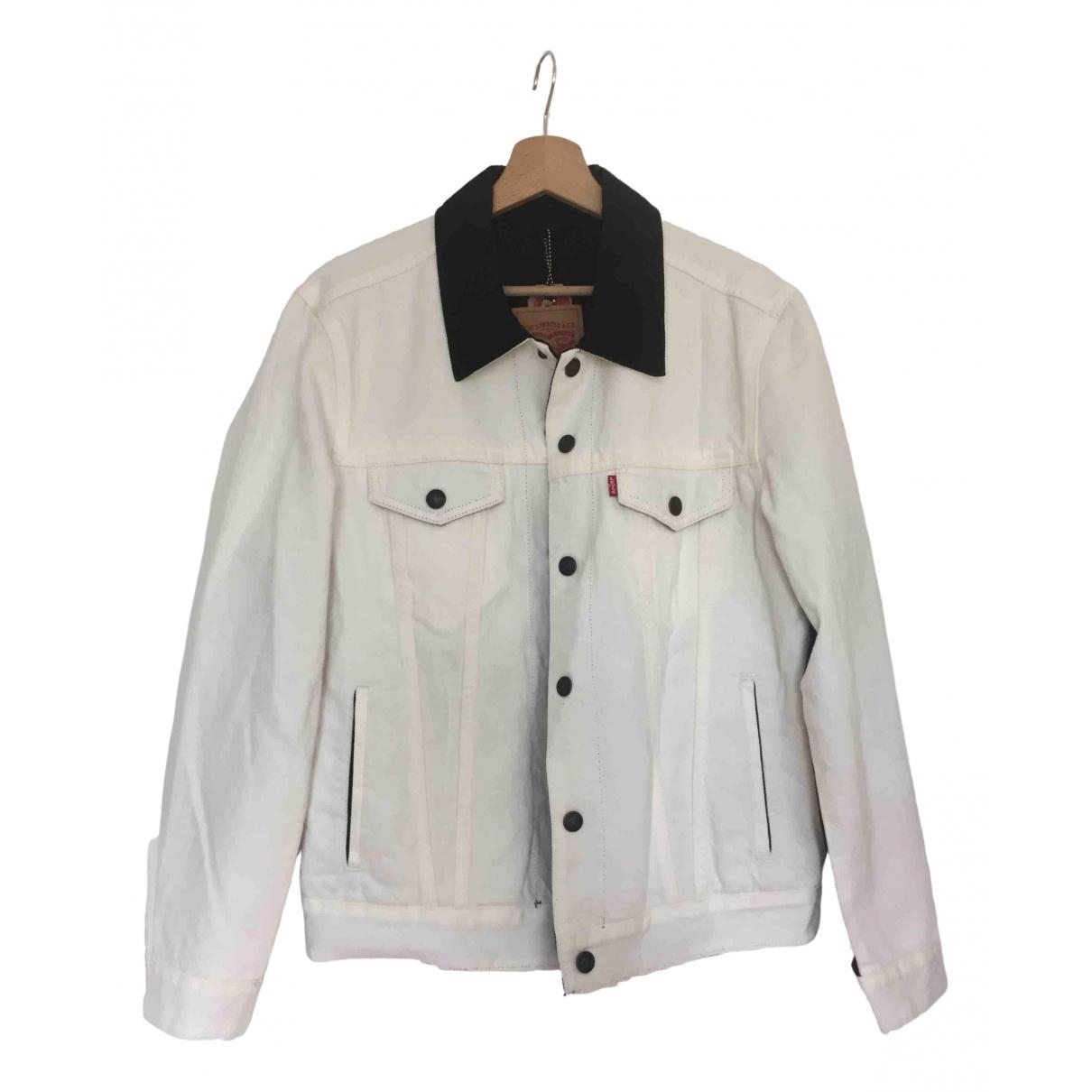 Jordan X Levi's \N White Denim - Jeans jacket  for Men S International