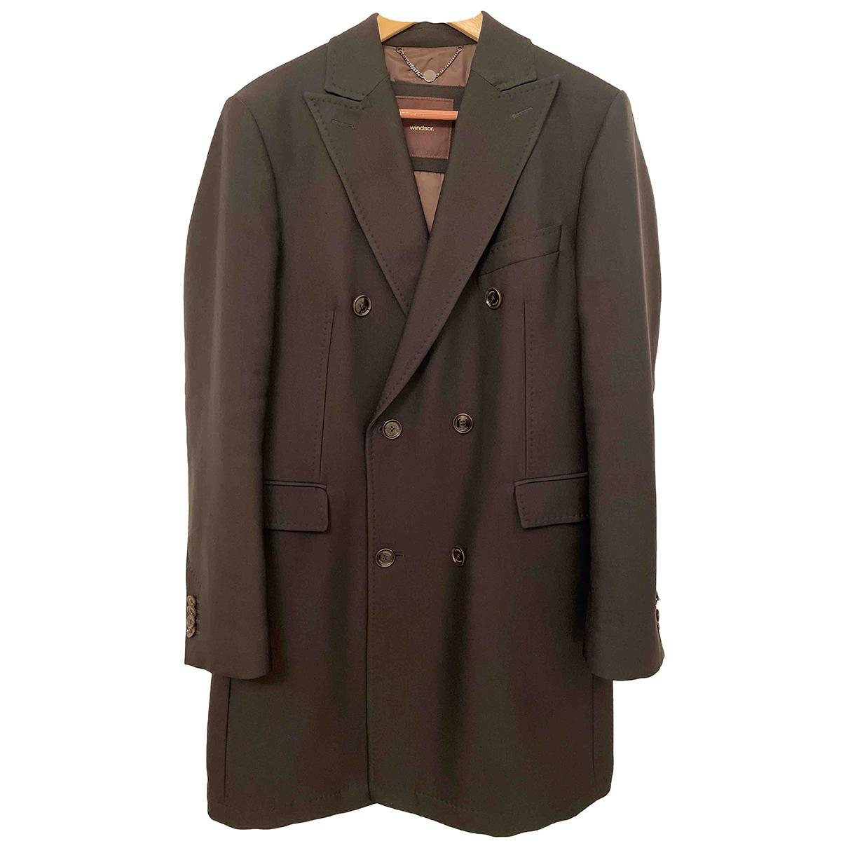 Windsor - Manteau   pour homme - noir
