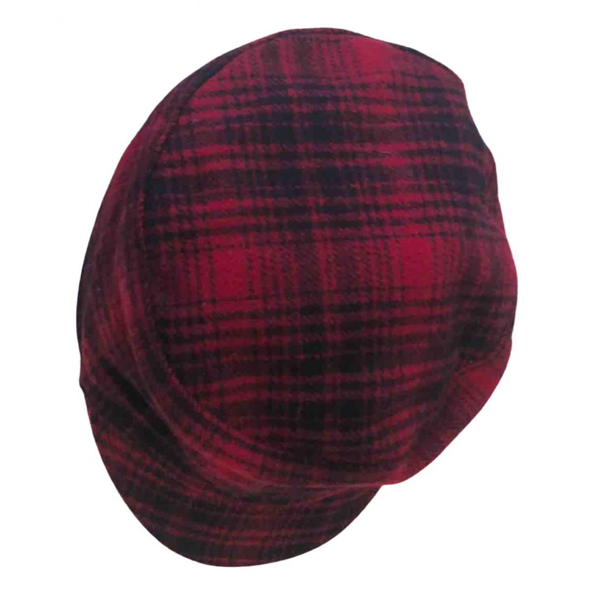 Paul Smith - Chapeau & Bonnets   pour homme en laine - multicolore