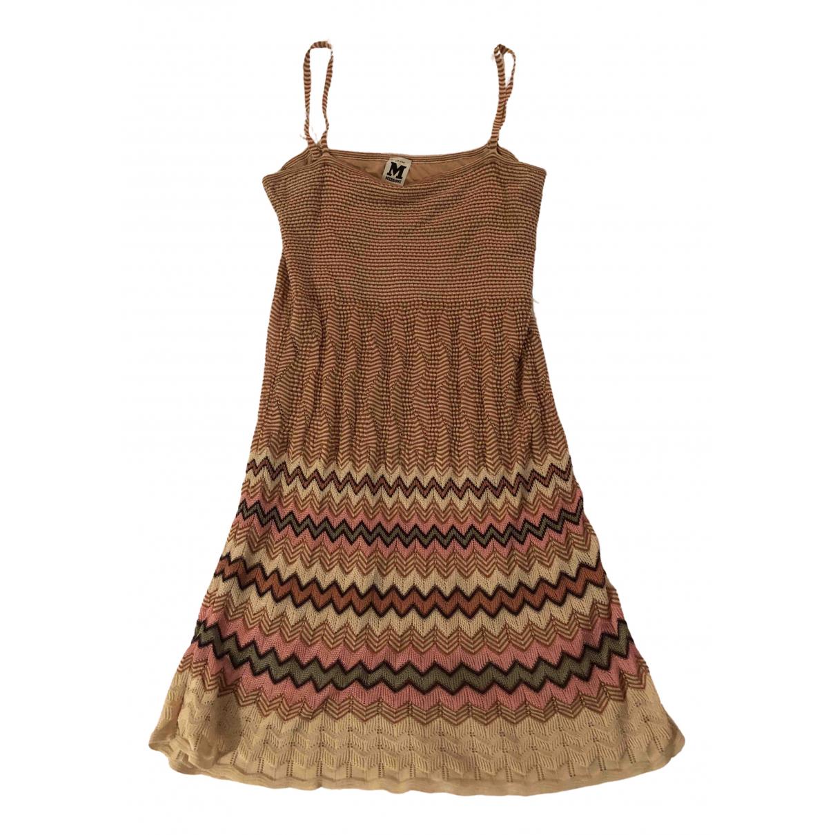 M Missoni \N Beige dress for Women 44 IT