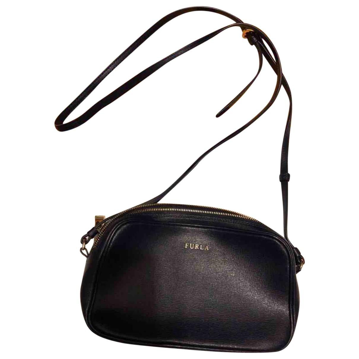 Furla \N Handtasche in Leder