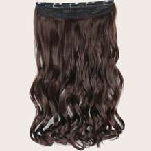 1 Stueck Lockige Haarverlaengerung