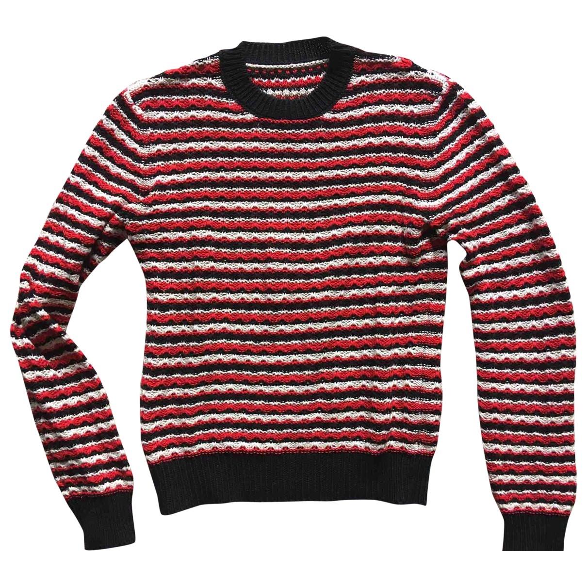 Non Signé / Unsigned \N Multicolour Cotton Knitwear for Women 36 FR