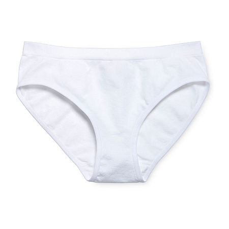 Maidenform Girls Hipster Panty, X-large , White