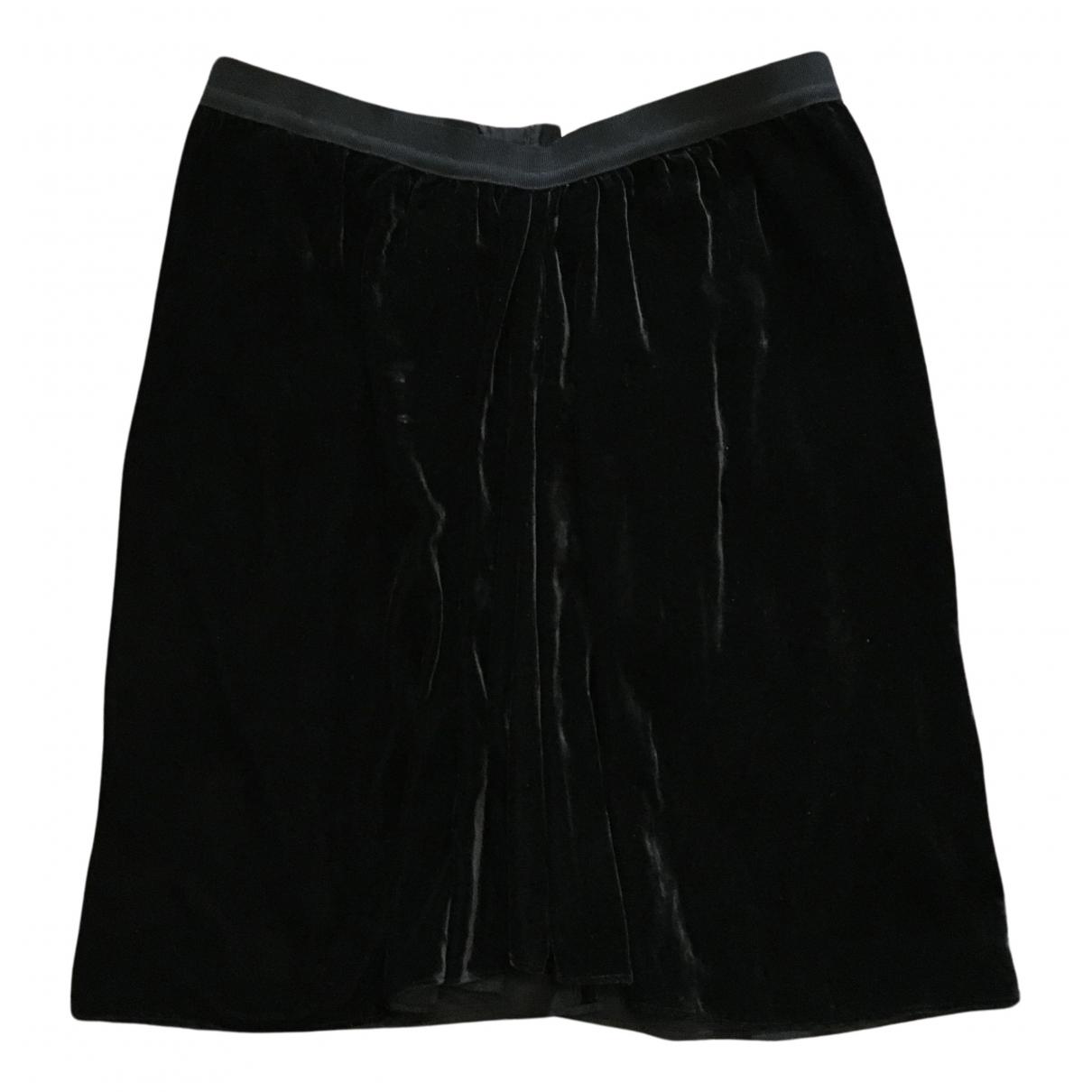 Isabel Marant Etoile \N Rocke in  Schwarz Polyester