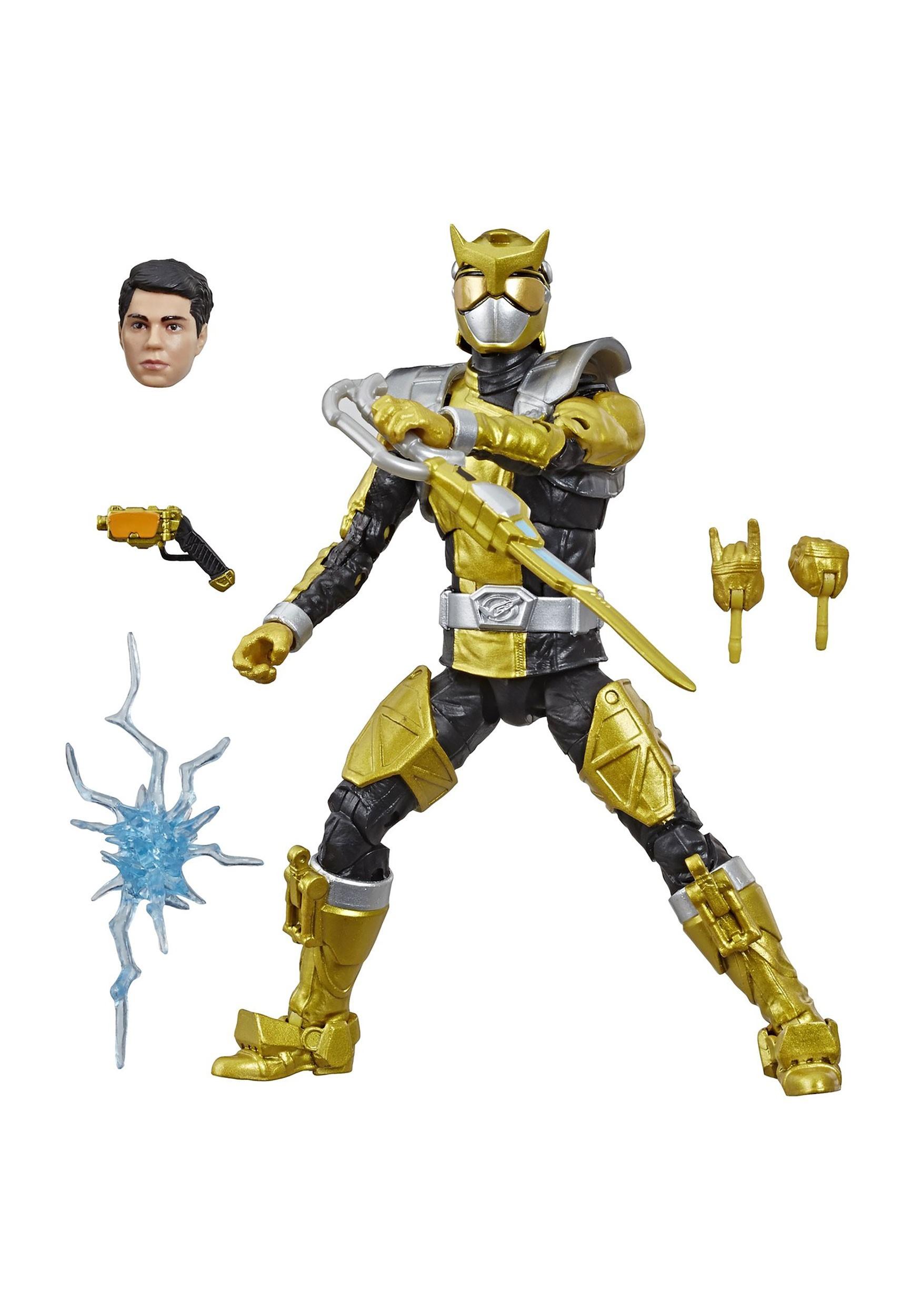 Lightning Collection Power Rangers Gold Beast Morpher