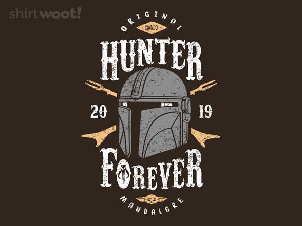 Hunter Forever T Shirt