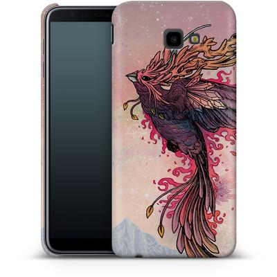 Samsung Galaxy J4 Plus Smartphone Huelle - Phoenix  von Mat Miller