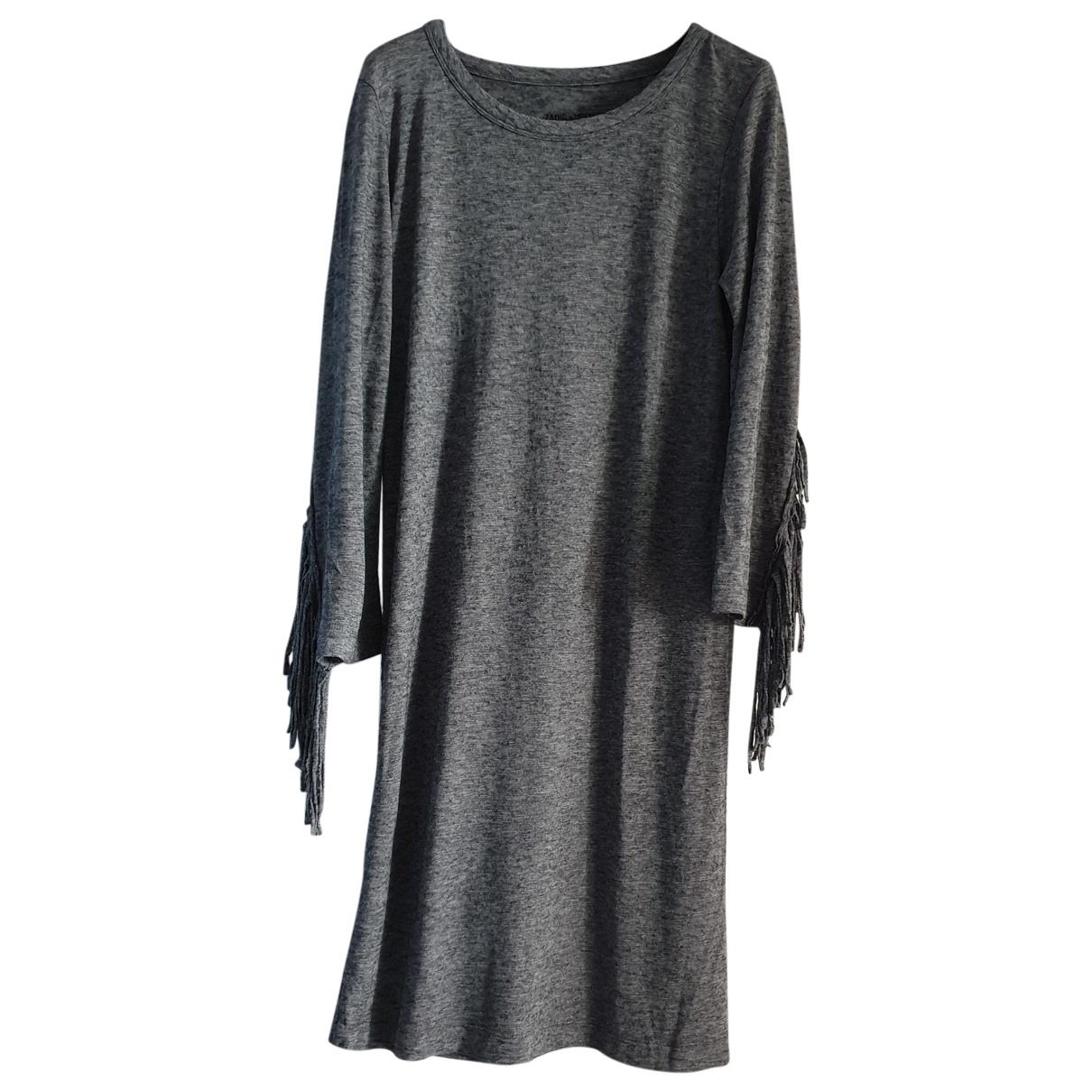 Zadig & Voltaire \N Grey dress for Women 34 FR