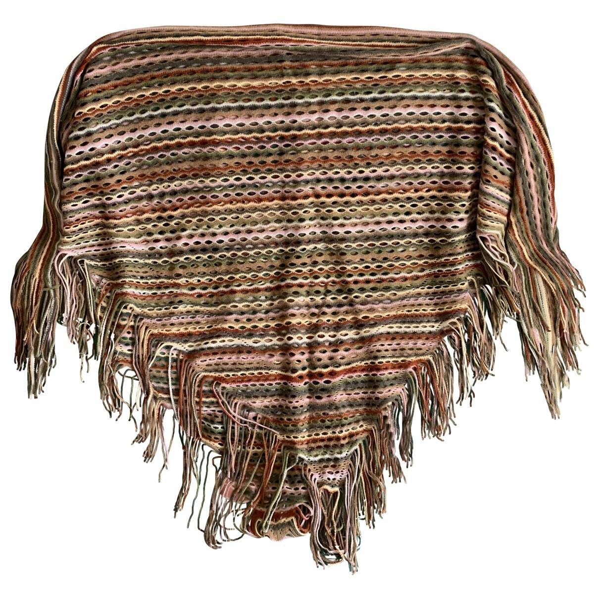Missoni \N Maentel in Wolle