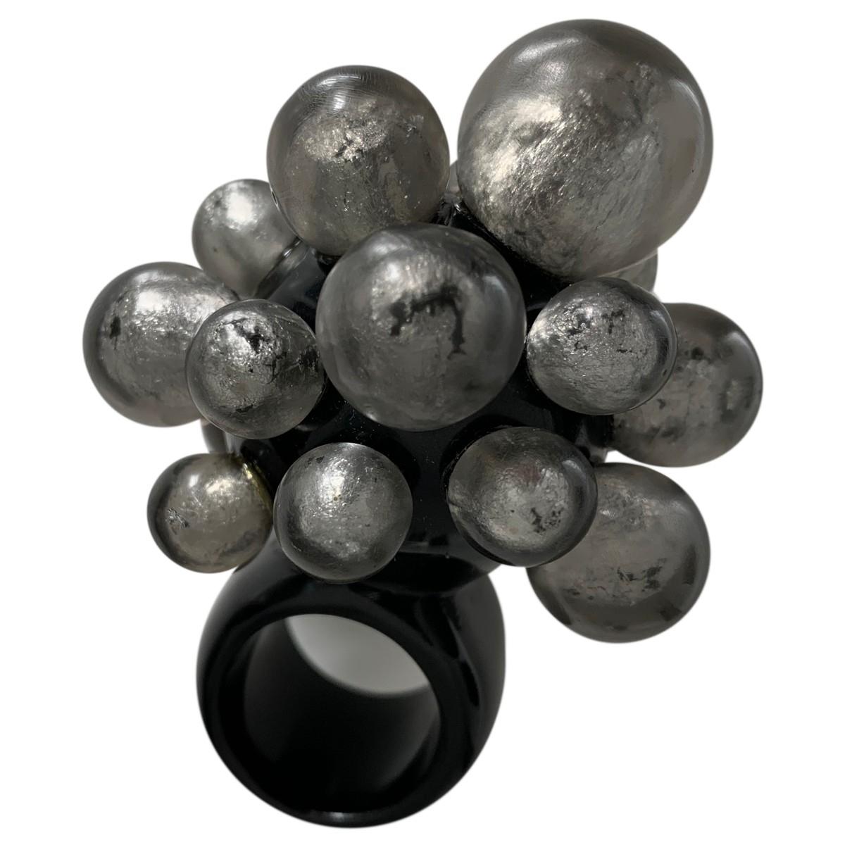 Monies - Bague   pour femme en autre - gris