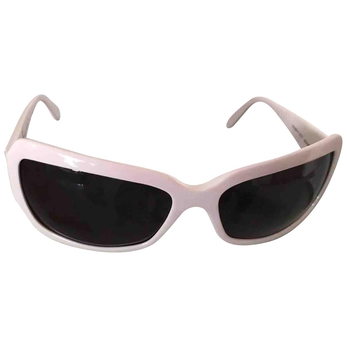 Vogue \N White Sunglasses for Women \N
