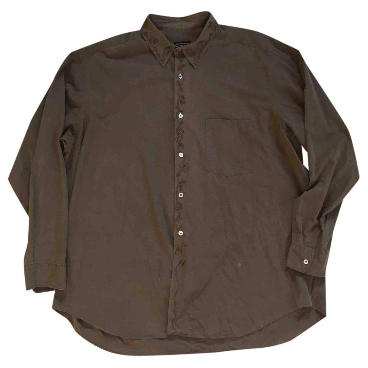 Comme Des Garcons - Chemises   pour homme en coton