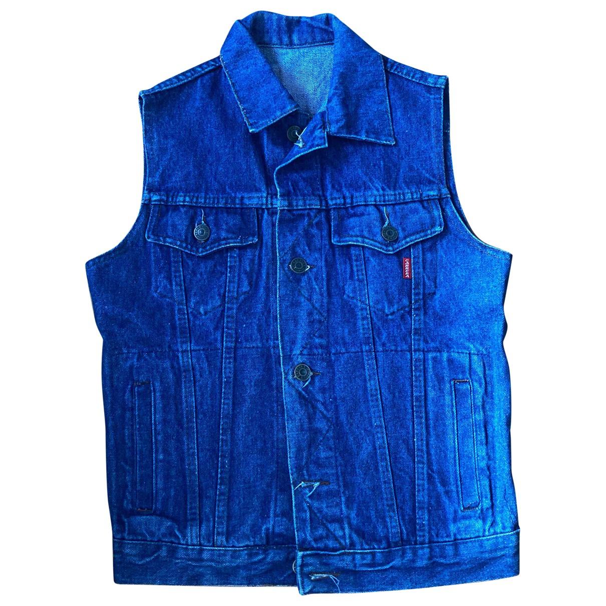 Carrera - Veste   pour femme en denim - bleu