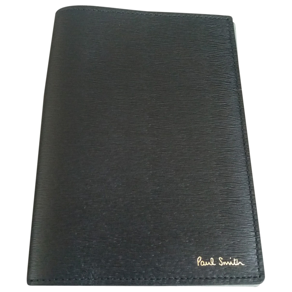 Paul Smith \N Kleinlederwaren in  Schwarz Leder