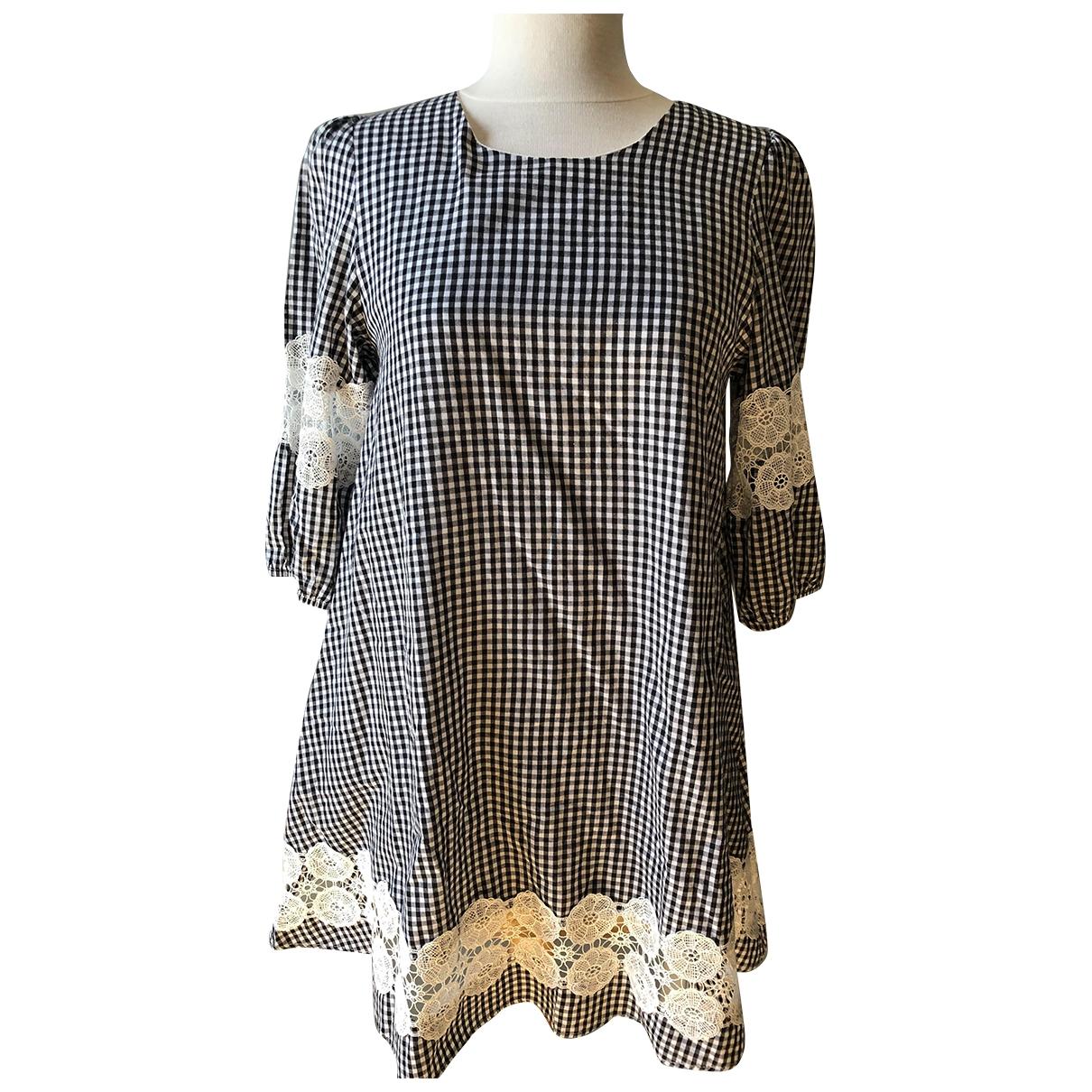 Mini vestido Brigitte Bardot