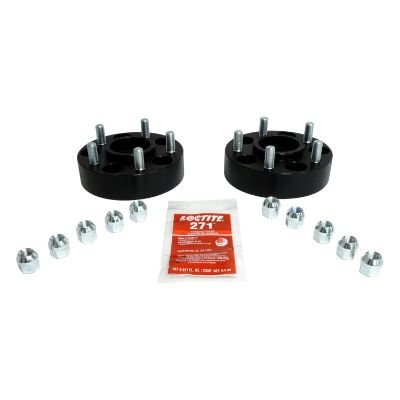 RT Off-Road Wheel Spacer Set (Anodized Black) - RT32012