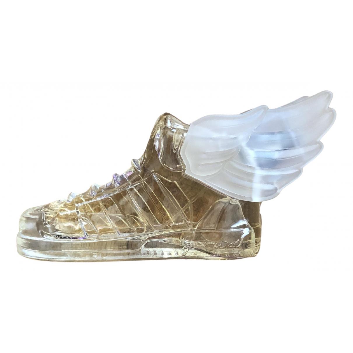 Jeremy Scott Pour Adidas - Objets & Deco   pour lifestyle en verre - blanc