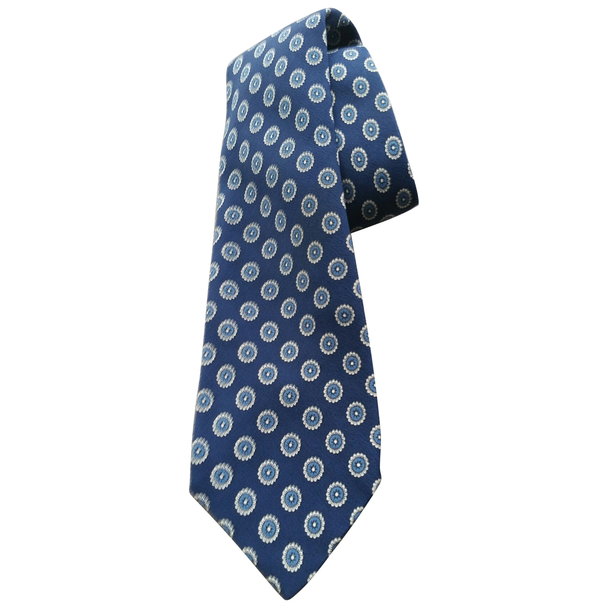 Polo Ralph Lauren - Cravates   pour homme en soie - bleu