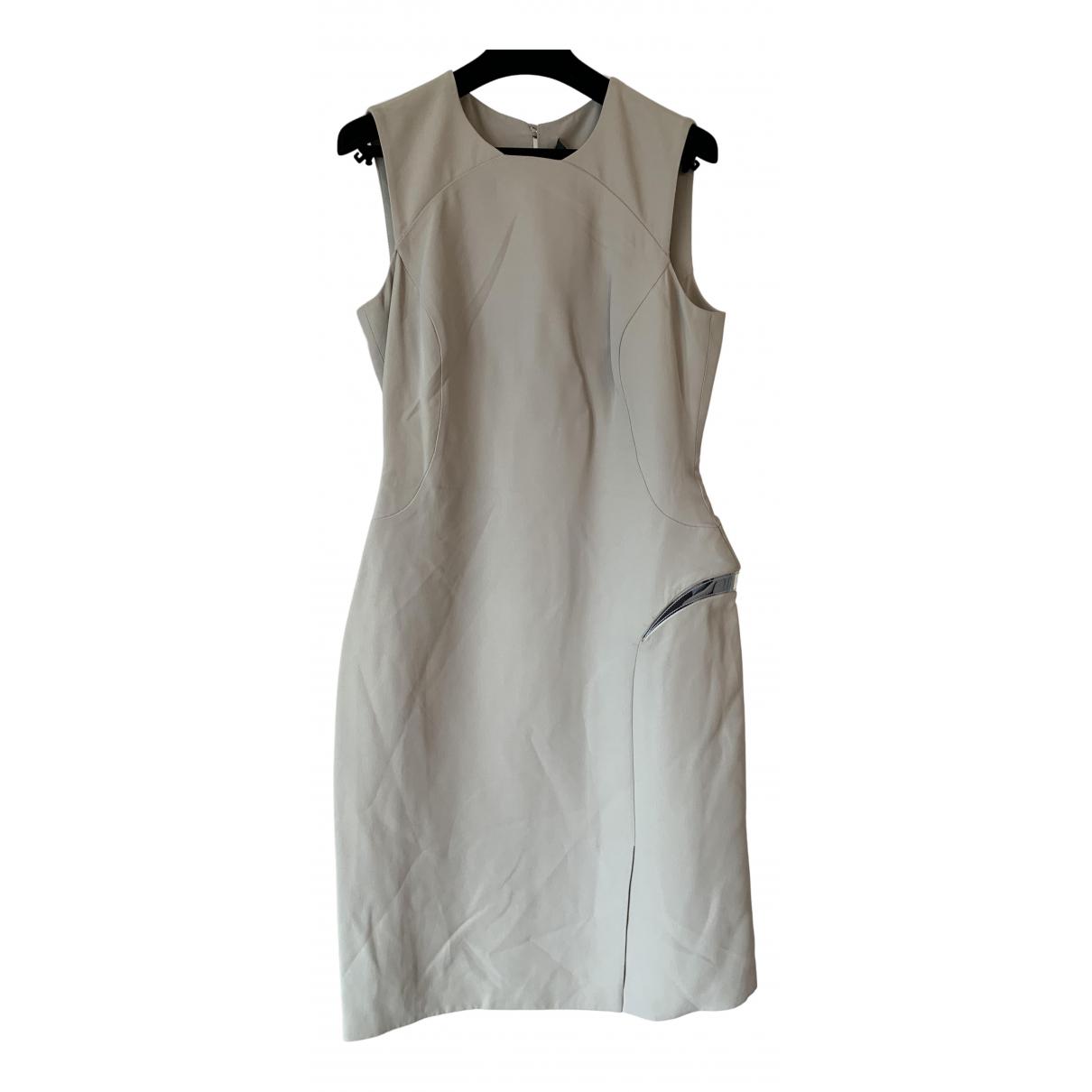 Versace N Grey dress for Women 40 IT