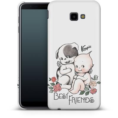 Samsung Galaxy J4 Plus Smartphone Huelle - Best Friends von Kewpie®