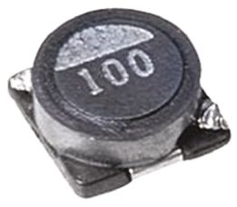 TDK , SLF Shielded Wire-wound SMD Inductor with a Ferrite Core, 6 μH ±30% Wire-Wound 4.9A Idc (5)