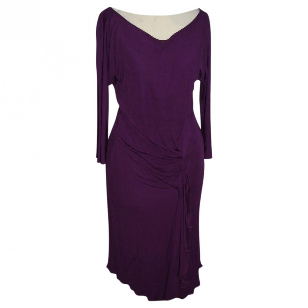 Alberta Ferretti - Robe   pour femme - violet