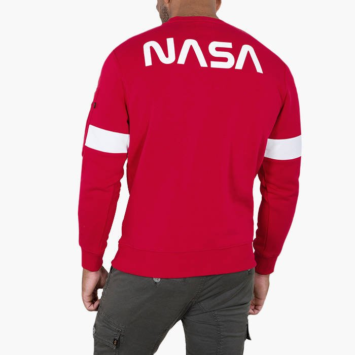 Alpha Industries Apollo 15 Sweater 198301 328