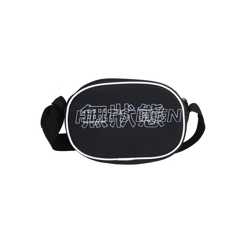 Ericdress Nylon Plaid Thread Crossbody Bag