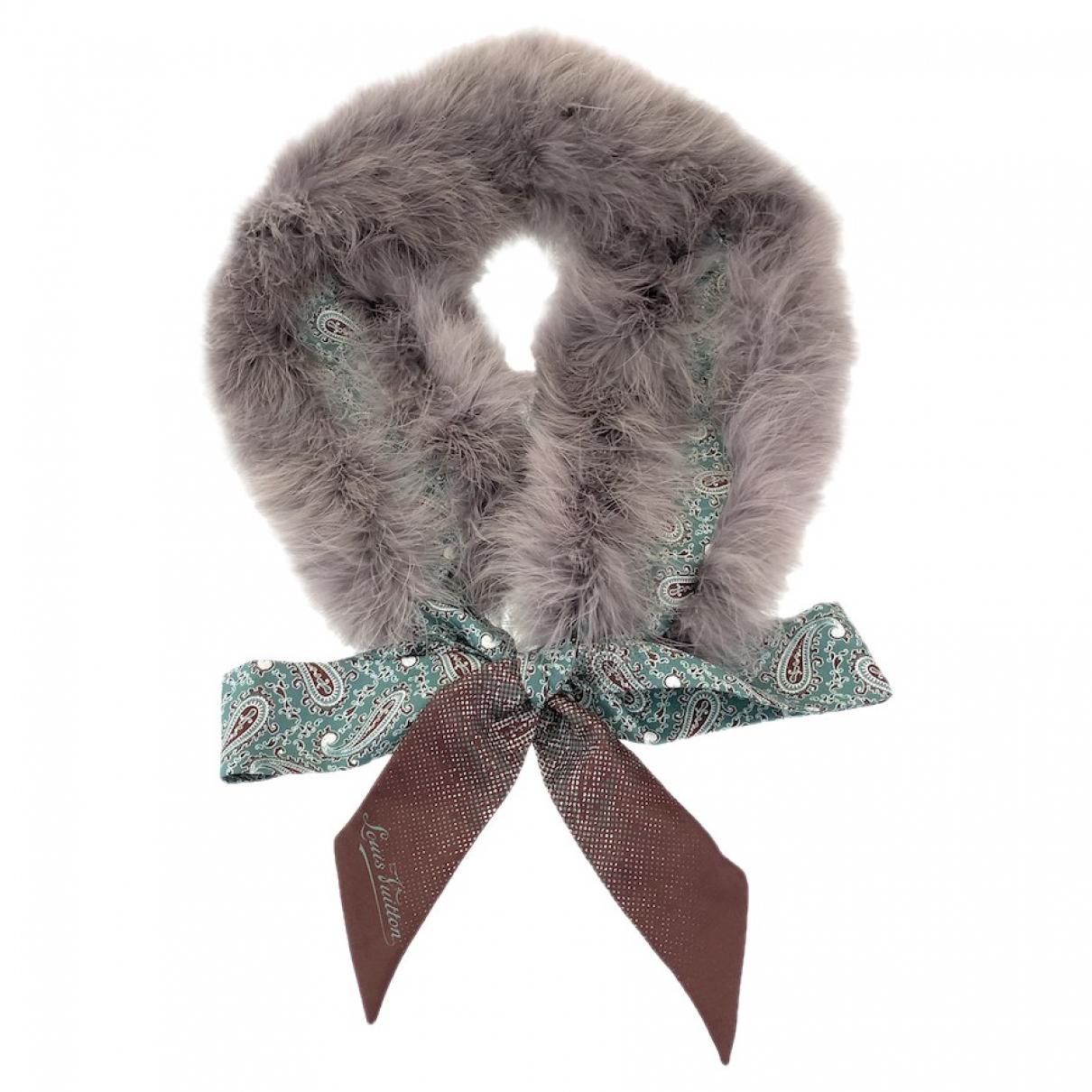 Louis Vuitton \N Silk scarf for Women \N