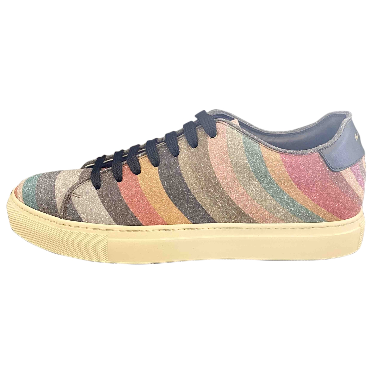 Paul Smith \N Multicolour Leather Trainers for Women 41 EU