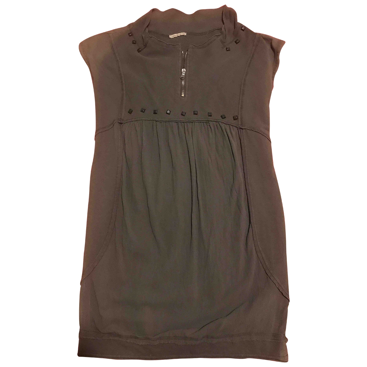 Non Signé / Unsigned \N Cotton dress for Women 42 IT