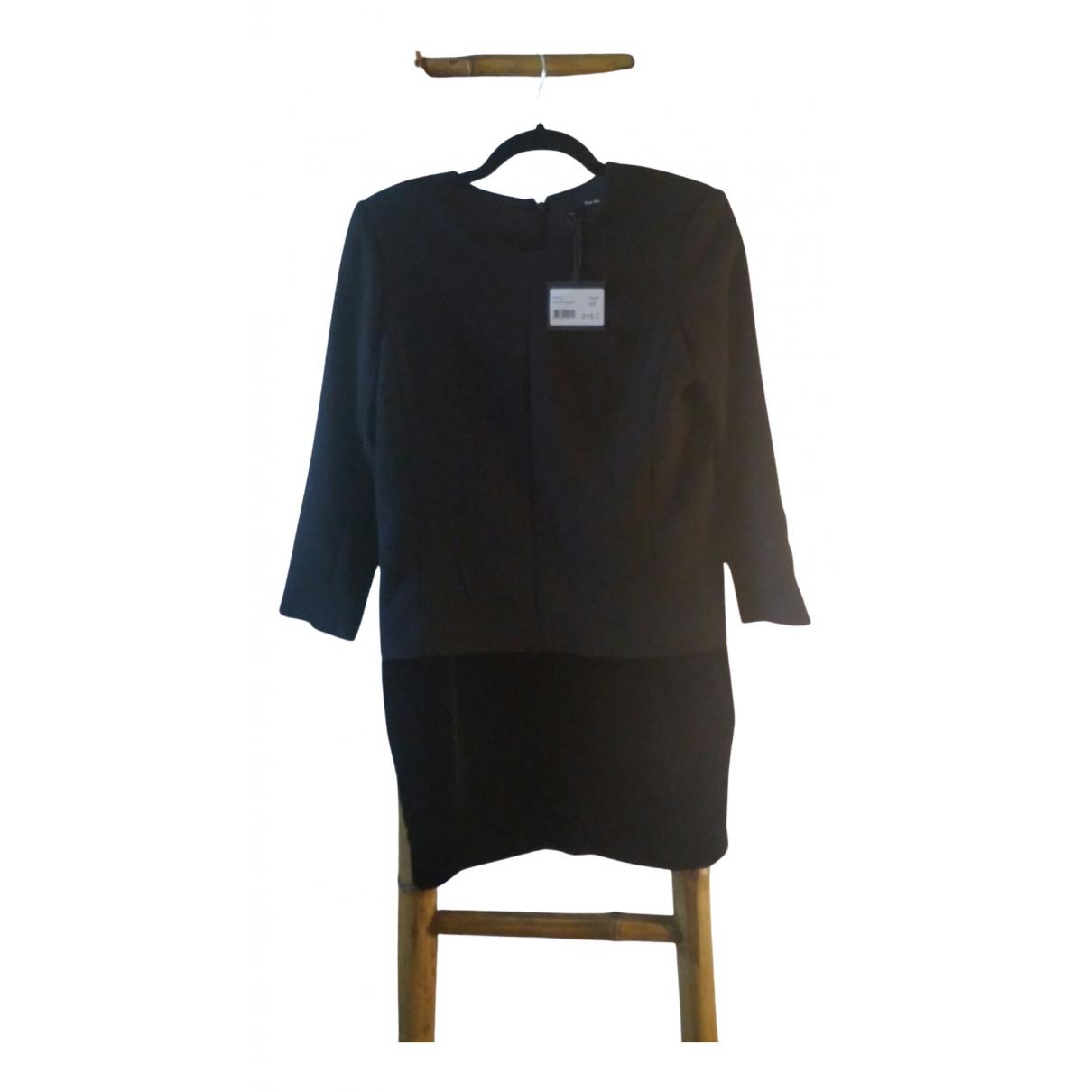 The Kooples \N Kleid in  Schwarz Polyester