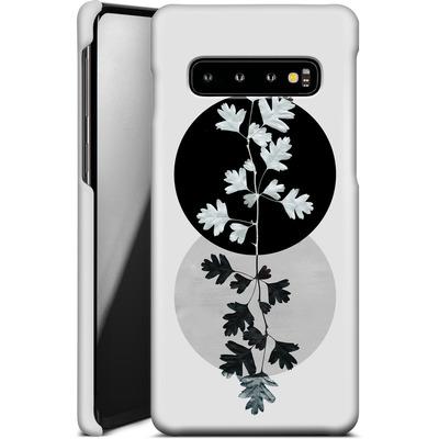 Samsung Galaxy S10 Smartphone Huelle - Geometry and Nature 2 von Mareike Bohmer