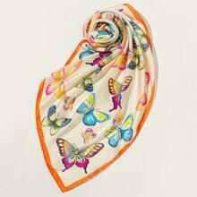 Bandana mit Schmetterling Muster