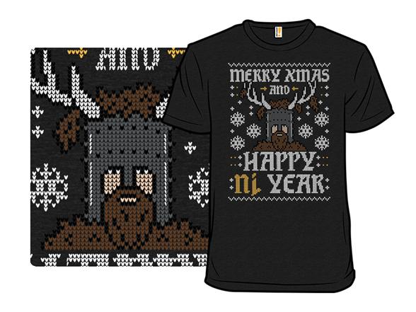 Happy Ni Year! T Shirt