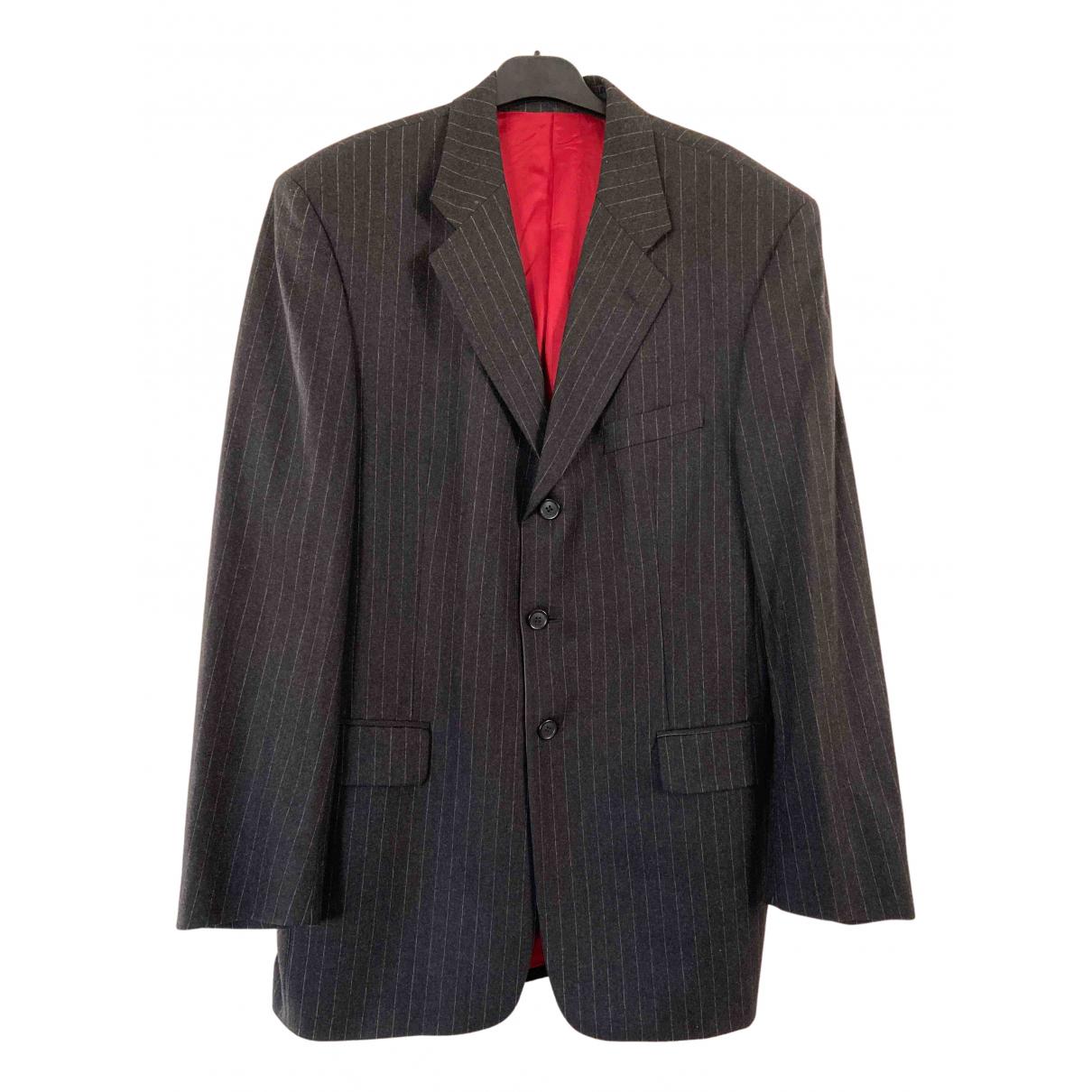 Rochas - Vestes.Blousons   pour homme en laine - gris